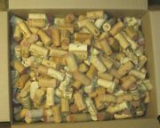 Wine Corks For Arts And Crafts – 482 Corks, All Natural, No Synthetics Used