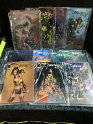 Set Of 11 The Darkness 11 Variants Comic Books Image Top Cow
