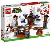 Lego Super Mario King Boo And The Haunted Yard Expansion 71377 431 Pieces