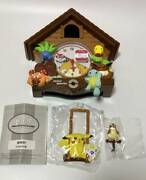 Seiko Clock Pocket Monster Wall Clock Pokemon Antique Retoro Used Jp Best Deal