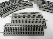Lionel Fastrack Oval Layout O Trains 40x60 Straights Curves Pwr Hookup 036 C10