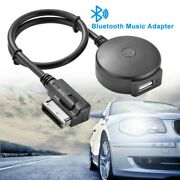 Ami Mdi To Bluetooth Music Adapters Audio Aux Usb Cable Fits For Benz Ma2008 Ca