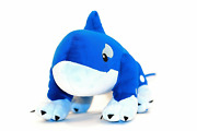 Rivals Of Aether Orcane Plush Figure Plushie Statue 17 + In Game Golden Skin