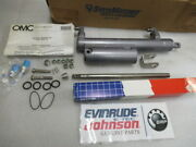 Z1a Evinrude Johnson Omc 985519 Hydraulic Steering Kit Oem New Factory Boat Part
