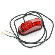 36v-60v Brake Light Electric Parts Rear Universal Accessories Motorcycle