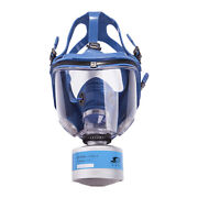 Gas Mask Strong St-m80-2 Comes With P-a-2 Canister