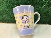 Star Gifts 2009 Mums Are Like Angels Right Here On Earth Mug