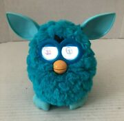 Furby Baby Boom Blue Teal 6 Hasbro Talking Interactive Works Great Condition