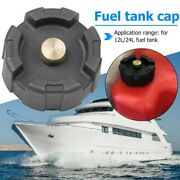 Marine Boat Abs Plastic Gas Cap Fuel Oil Tank Cover For 12l/24l Outboard Engine