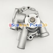 New Water Pump Am882458 Fits For John Deere X595 Lawn And Garden Tractor