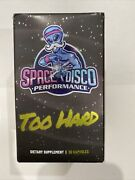 Too Hard Reformulated Energy Pills Made In The Usa 30 Pills.new Fast Shipp