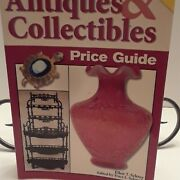 Warmans Antiques And Collectibles Price Guide Schroy Ellen T. Used 40th Edition