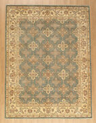 Momeni Heirlooms Chobi Hand Knotted Wool Grey Area Rug 9and0392 X 12and039
