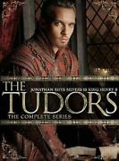 Tudors The Complete Series, Dvd