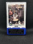Shaquille Oandrsquoneal 1992 Classic Autographed Rookie Limited Edition /500 La Rare