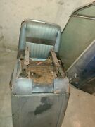 1967 Ford Galaxie Xl Seats Buckets In Front Bench In Back Blue Seats Only