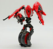 2009 Hasbro Transformers Rotf - Fast Action Battlers Cyber Pursuit Arcee