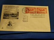 Scott 1120 4 Cent Stamp Honoring Overland Mail First Day Issue