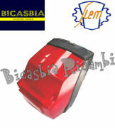 14807 - Light Beacon Rear Siem Without Chrome Vespa Px 125 150 200 First Series