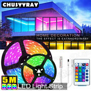 Waterproof Smd Led Light Strip + Remote Changing Snowmobile Neon Lighting Kit