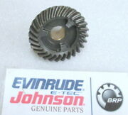 E7a Evinrude Johnson Omc 392475 Forward Gear And Bushing Oem New Factory Boat Part