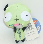 Invader Zim Gir Clip On New W/ Tags Nickelodeon 2005 Jhonen Vasquez Hot Topic