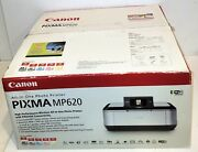 New In Opened Box Canon Pixma Mp620 Wireless All-in-one Photo Inkjet Printer