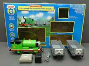 Bachmann Thomas And Friends Percy And The Troublesome Trucks 90069 2009