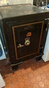 Vintage Mosler Safe With Combination