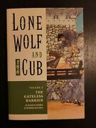 Lone Wolf And Cub Vol 2 Kazuo Koike Manga Lot Used Excallent Condition English