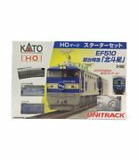 Unitrack Model Train Unitrack Ho Gauge Starter Set Ef510 Sleeper Limited Express