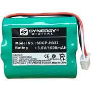 Cordless Phone Battery, Works With Huawei Home Phone Connect Cor