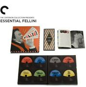 Essential Fellini Criterion Collection New Blu-ray