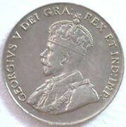 1926 Canada Nickel Five Cents Coin Extra Fine Near 6 5c Canadian Coin