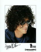 Howard Stern Signed Autograph 8x10 Photo - King Of All Media, Private Parts Show