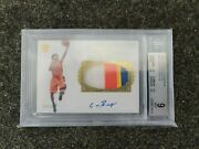 Cameron Payne 04/25 Flawless Patch Auto Rc Pa-cm Bgs 9 Mint