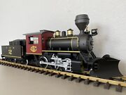 Piko 38224 Colorado And Southern Steam Loco And Tender W/ Sound And Smoke G-scale