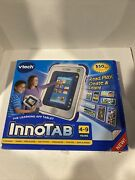 Vtech Innotab Kids Electronic Learning Tablet- Includes 2 Games And Power Cord