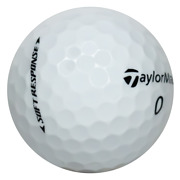 Taylormade Soft Response Aaa 120 Pack Used Golf Balls 3a