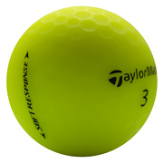 Taylormade Soft Response Matte Yellow Aaa 72 Pack Used Golf Balls 3a