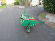 Ryan Lawnaire Tow-behind Aerator 36 544860 Core Aerator Slicer Plugger