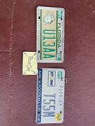 Pick One Only 2 Actual Used Florida License Plates South Florida Storm