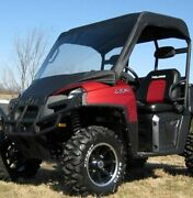 Falcon Ridge Soft Windshield And Top For Full Size Polaris Ranger