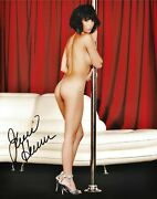 Jaime Hammer Playboy Se Model And Penthouse Pet Sexy Signed Photo In2