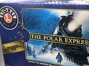 Lionel 7-11803 The Polar Express Ready To Play Train Set Locomotive Toy Track