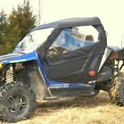 Full Cab Enclosure With Aero-vent Windshield For Textron Wildcat Trail Sport