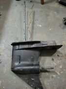 2006 Mercury 50hp Lower Unit 4stroke Push/pull