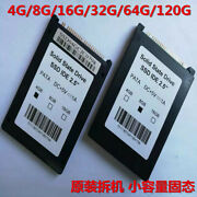 2.5 Inch Pata Ide Parallel Port Solid State Drive 44-pin Ssd4g 16g 32g 64g 128g