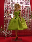 Lime Green Party Dress 7351a By Dressmaker Details For 12-inch Fashion Dolls New