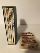 Set Of 4 Vintage Outdoor Life Skill Books And Getting Out Of Outdoor Trouble